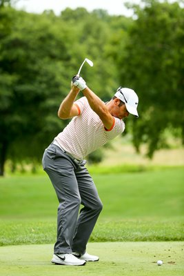 Paul Casey WGC Bridgestone Invitational Firestone 2015