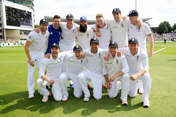 England Regain The Ashes Trent Bridge 2015