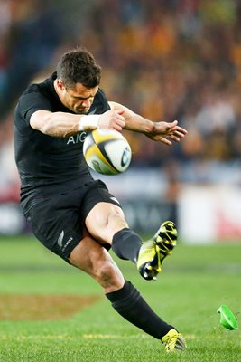 Dan Carter New Zealand v Australia Rugby Championship 2015