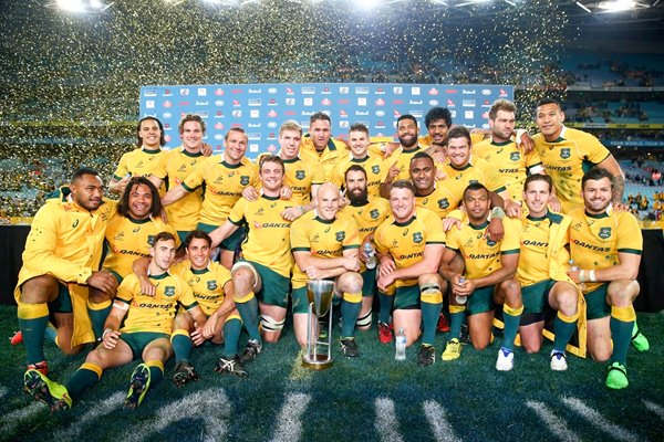 2015 Australia Rugby Championship Winners Sydney