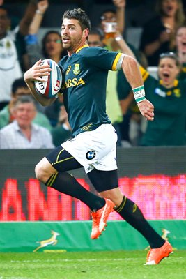Willie le Roux South Africa v Argentina Durban 2015