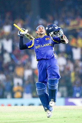 Dilshan 100 Sri Lanka World Cup