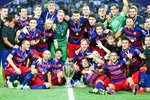 Barcelona 2015 UEFA Super Cup Winners Prints