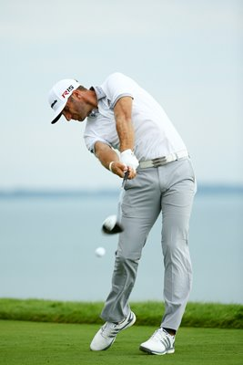 DUSTIN JOHNSON USPGA WHISTLING STRAITS 2015