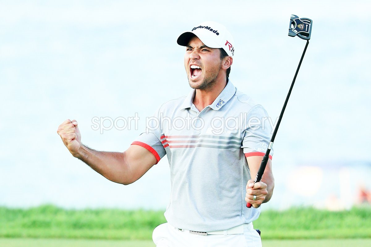 2015 Jason Day USPGA Champion Whistling Straits