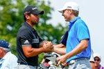 Jason Day & Jordan Spieth USPGA 2015 Prints