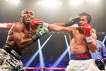 Manny Pacquiao v Timothy Bradley 2014 Canvas