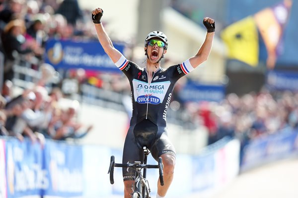 Niki Terpstra 2014 Paris - Roubaix Cycle Race Champion