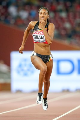 Nafissatou Thiam World Athletics Championships Beijing 2015