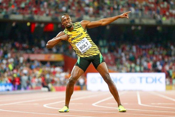 Image result for Usain Bolt