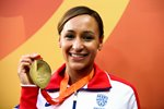 2015 Jessica Ennis-Hill with Gold Medal Beijing  Prints