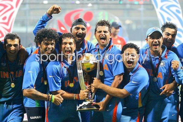 World Cup Final 2011 Photo Cricket Posters Sachin Tendulkar