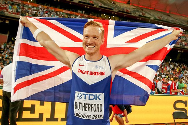 2015 Greg Rutherford Long Jump Winner Beijing