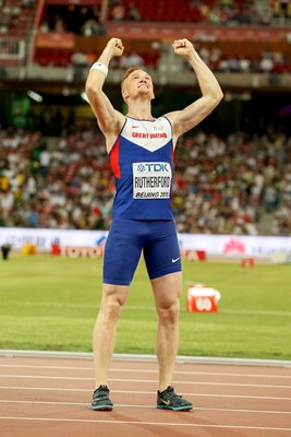 Greg Rutherford Long Jump Winner Beijing 2015