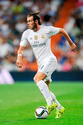 Gareth Bale Real Madrid action