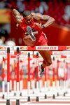 David Oliver 110m Hurdles Beijing 2015 Mounts