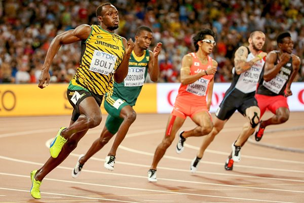 Usain Bolt 200m World Athletics Beijing 2015