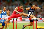 Aries Merritt 110m Hurdles Beijing 2015 Mounts