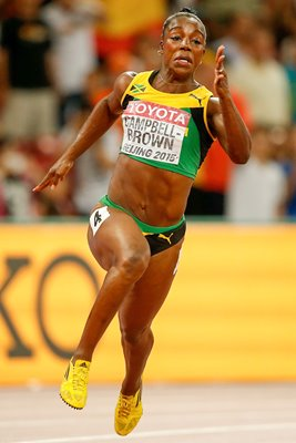 Veronica Campbell-Brown 200m Beijing 2015