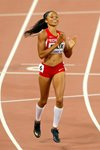 2015 Allyson Felix 400m Champion Beijing Mounts