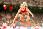 Darya Klishina Russia World Athletics Beijing 2015  Prints