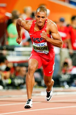 Ashton Eaton USA Decathlon 400m Beijing 2015