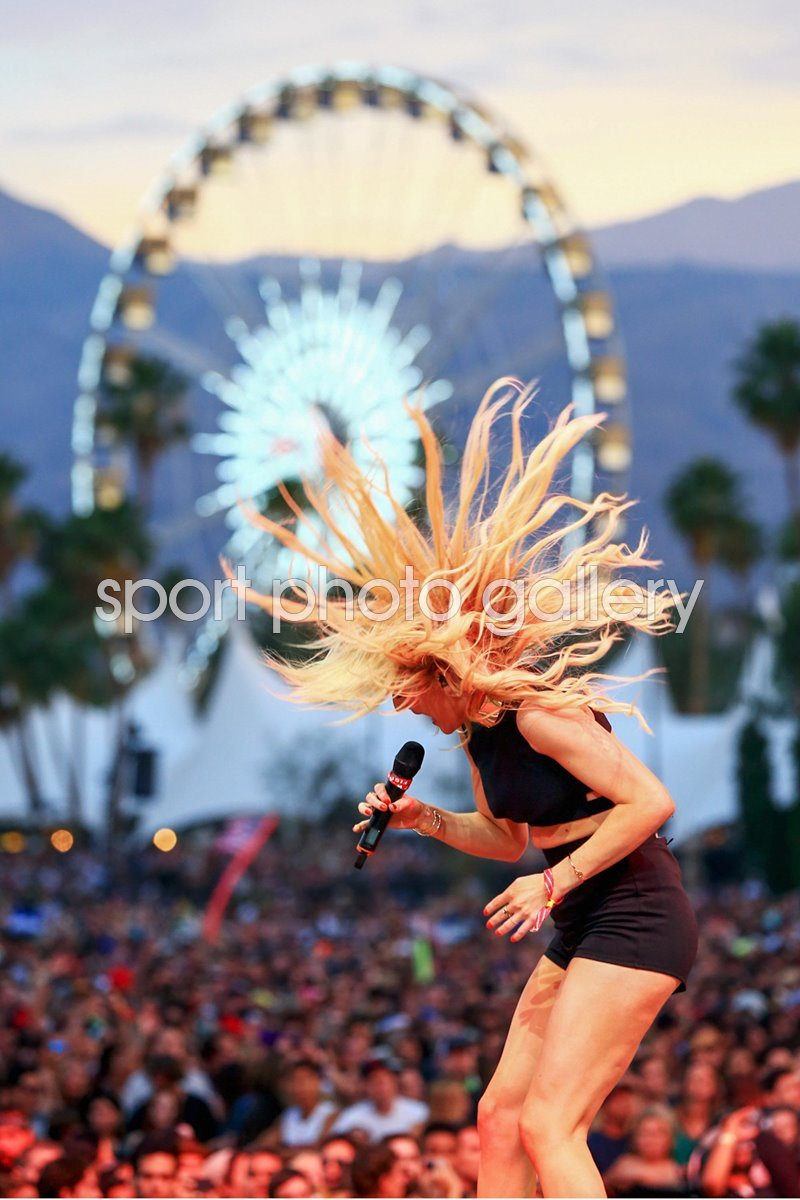 Ellie Goulding 2014 Coachella Valley Music and Arts Festival