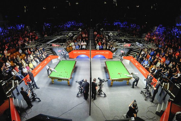 World Snooker Championship Crucible Sheffield 2014