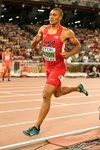 Ashton Eaton USA Decathlon 1500m Beijing 2015 Prints