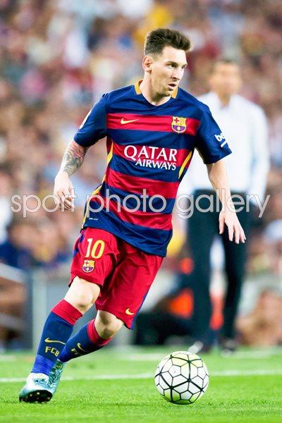 La Liga 2015 Images | Football Posters | Lionel Messi