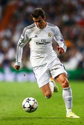 Gareth Bale Real Madrid Champions League 2014