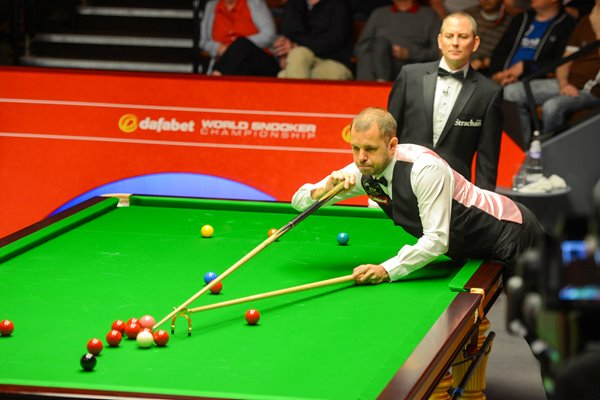 Barry Hawkins World Snooker Championship 2014