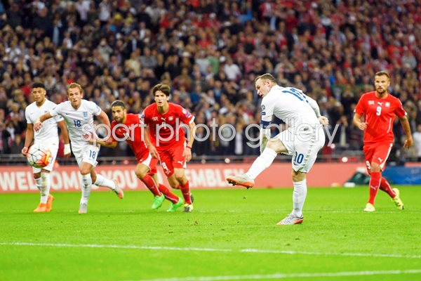 Euro 2016 Qualifiers Images | Football Posters | Wayne Rooney
