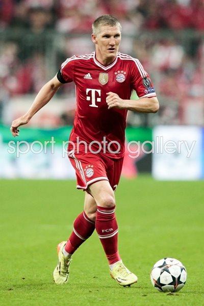 Bastian Schweinsteiger Bayern Champions League