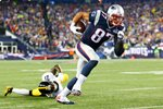 Rob Gronkowski New England Patriots v Pittsburgh Steelers Prints
