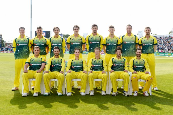 Australia One Day Team v England 2015