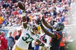 Sam Shields Green Bay Packers v Alshon Jeffery Chicago Bear Prints