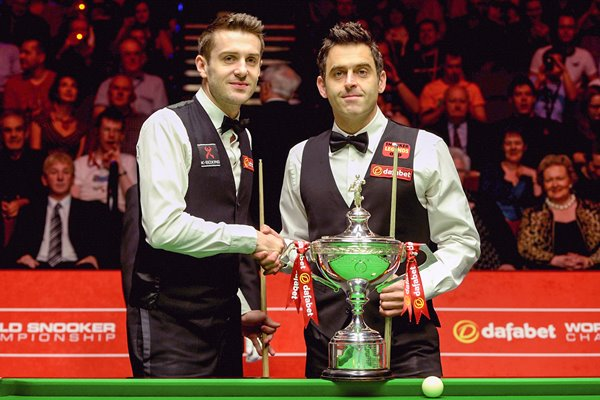 Mark Selby Ronnie O'Sullivan World Snooker Championship 2014