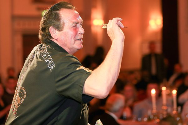 Bobby George Darts Charity Event London 2014