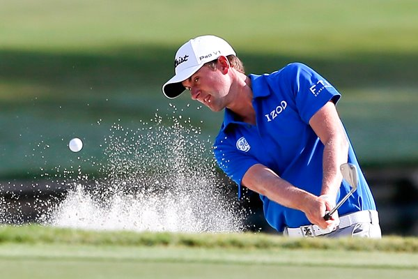 Webb Simpson USPGA Tour 2014