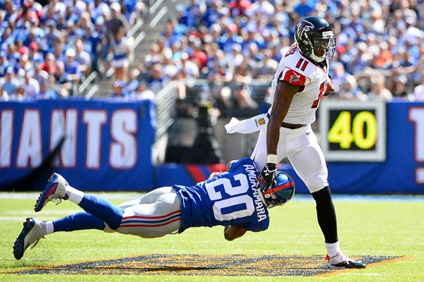 Julio Jones #11 Atlanta Falcons v New York Giants