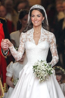 Royal Wedding - Catherine - Duchess of Cambridge