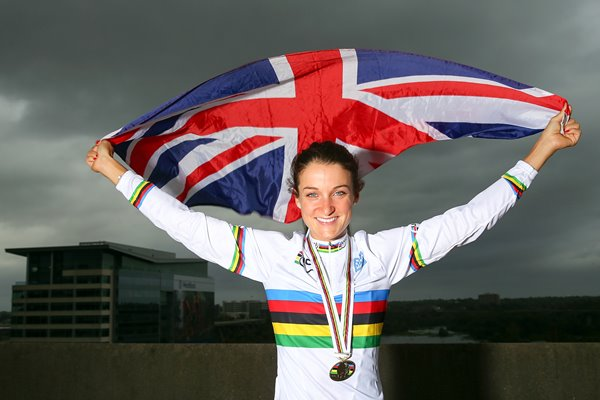Elizabeth Armitstead Great Britain Road World Champion 2015