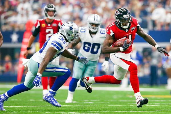 Julio Jones #11 Atlanta Falcons v Dallas Cowboys