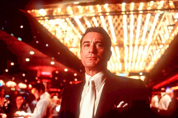 "Robert De Niro in ""Casino"""
