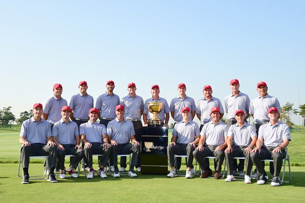 2015 USA Team Presidents Cup South Korea