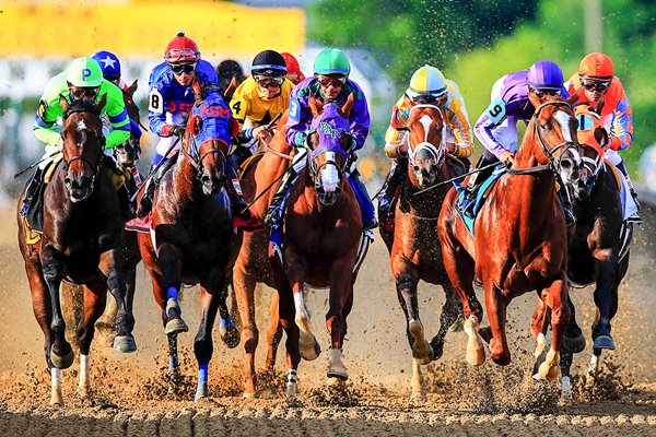 139th Preakness Stakes 2014