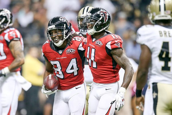Roddy White #84 Atlanta Falcons