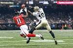 Delvin Breaux #40 New Orleans Saints Prints