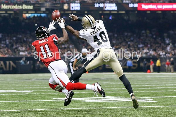 Delvin Breaux #40 New Orleans Saints